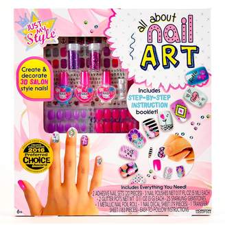 Just My Style All About Nail Art