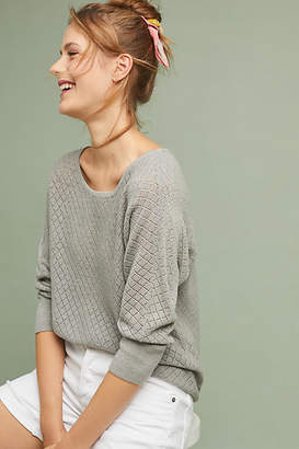 Moth Jesme Pointelle Sweater