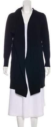 Diane von Furstenberg Chung Open Front Wool Cardigan