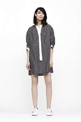 CONTEMPORARY Striped Mini Dress