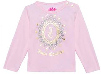 Juicy Couture Starlight Cameo Tee for Baby