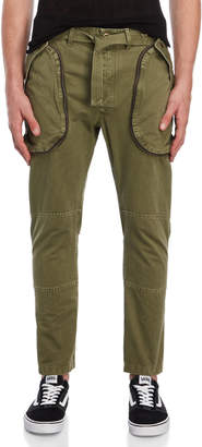 Faith Connexion Belted Cargo Pants