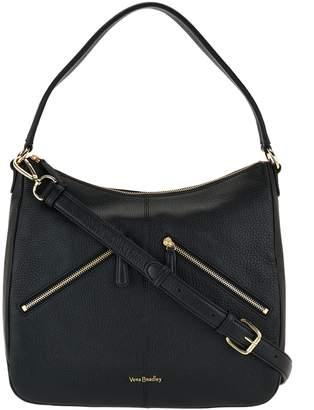 Vera Bradley Sycamore Leather Hobo Bag -Vivian
