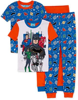 Lego 4-pc. Justice League Pajama Set Boys