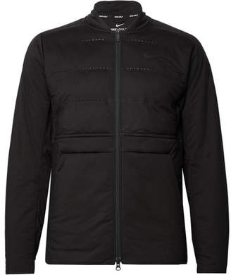 Nike Aeroloft Perforated Quilted Shell Golf Jacket