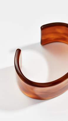 Lele Sadoughi Broadway Cuff Bracelet