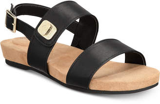 Giani Bernini Ramonaa Memory Foam Footbed Sandals, Women Shoes