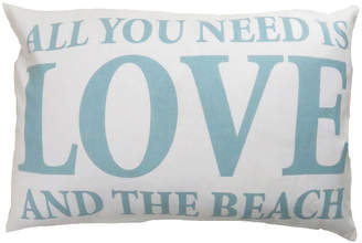 B. Smith Park Park All You Need Is Love Decorative Pillow
