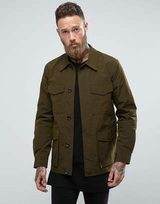Paul Smith Field Jacket in Khaki