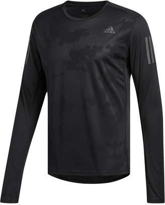 adidas Men's Response ClimaCool Long-Sleeve T-Shirt