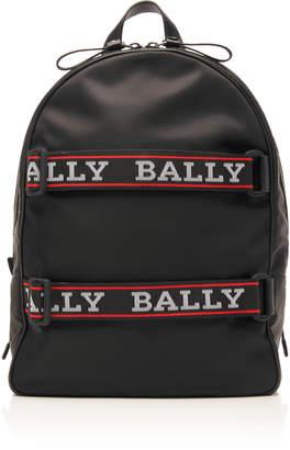Bally Logo Band Backpack