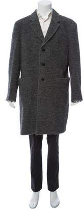 Todd Snyder Wool-Blend Overcoat w/ Tags