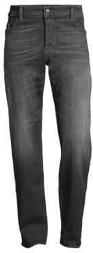 Diesel Buster Straight Leg Slim-Fit Jeans