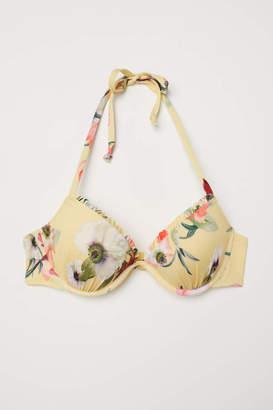 H&M Push-up Bikini Top