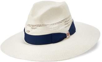Men's Biltmore Vented Crown Straw Hat