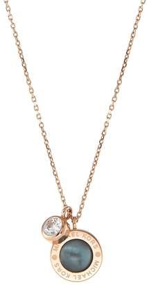 Michael Kors LOGO Necklace roségoldcoloured
