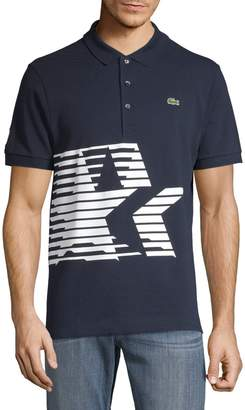 Lacoste Short Sleeve Polo T-Shirt
