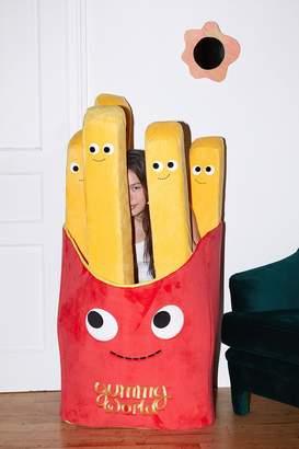Yummy World Giant Stuffed French Fries Plushie