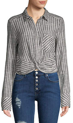 Free People Lust For Life Striped Top
