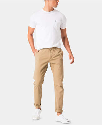 Dockers Men Skinny-Tapered Fit Performance Stretch Khaki Pants