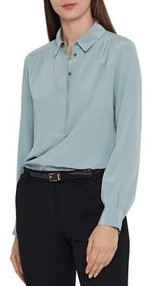 Reiss Nadina Silk Shirt