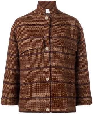 Roseanna boxy shirt jacket