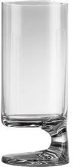 Joe Colombo Smoke Glasses - Whiskey Tall Set of 2