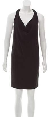 Celine Draped Mini Dress