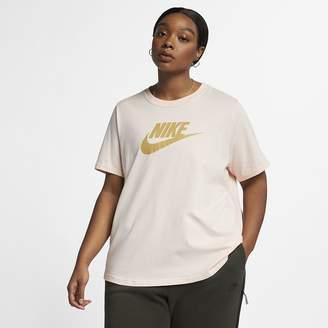 Nike Women's T-Shirt (Plus Size Sportswear Essential