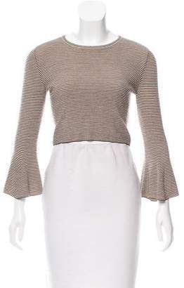 A.L.C. Wool Bell Sleeve Sweater