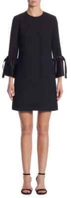 Victoria Beckham Victoria, Tie Cuff Shift Dress