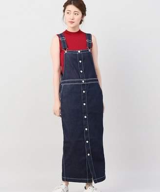 Limitless Luxury (リミットレス ラグジュアリー) - Limitless Luxury Urvin 前ボタンデニムジャンパーロングスカート