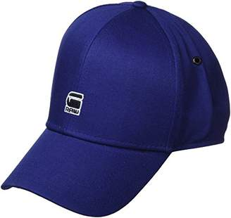 G Star Men's Originals Baseball Cap, Blue (Imperial Blue 1305)