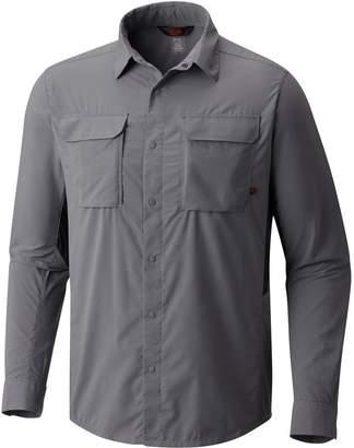 Mountain Hardwear Canyon Pro Long-Sleeve Shirt - Men's