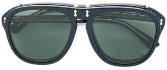 Gucci clip on lens convertible sunglasses