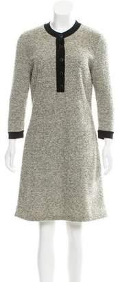 Balenciaga Knee-Length Knit Dress