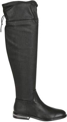 Michael Kors Jamie Stretch Over-the-knee Boots