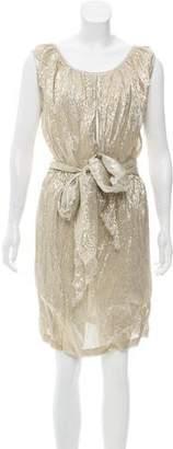 Marc Jacobs Sleeveless Knee-Length Dress w/ Tags