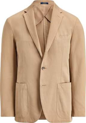 Ralph Lauren Morgan Twill Suit Jacket