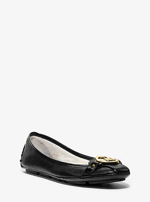 Michael Kors Fulton Leather Moccasin