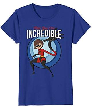 Disney Womens Pixar Incredibles Mother's Day Graphic T-Shirt