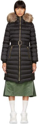 Burberry Black Limefield Down Coat