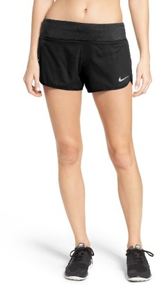 Women's Nike Rival Running Shorts $45 thestylecure.com