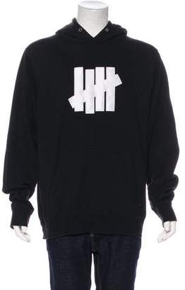 Undefeated Logo Graphic Hoodie