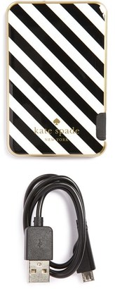 Kate Spade New York Slim Portable Charger $60 thestylecure.com