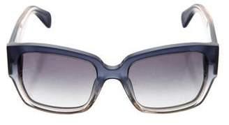 Max Mara MM Claudia Gradient Sunglasses