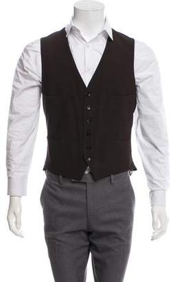 Tom Ford Tonal Suit Vest