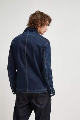 French Connenction Denim Workwear Jacket