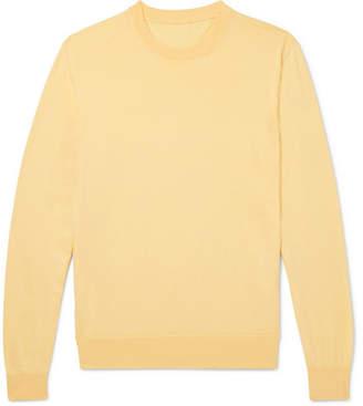 Anderson & Sheppard - Sea Island Cotton Sweater