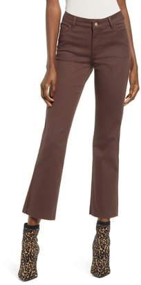 Vero Moda Sheila High Waist Crop Kick Flare Jeans